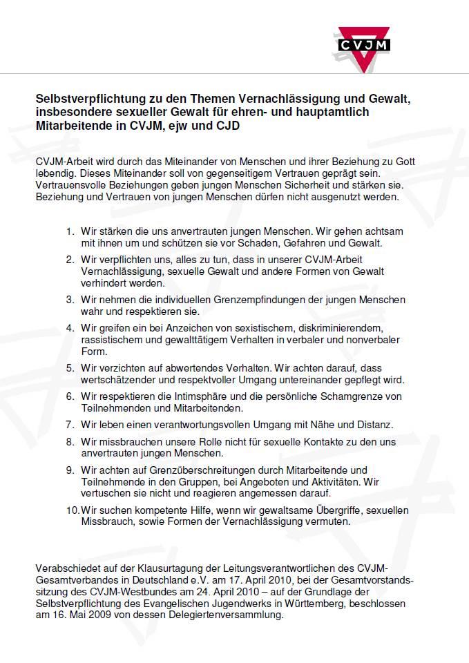 Erweitertes Führungszeugnis Kiel